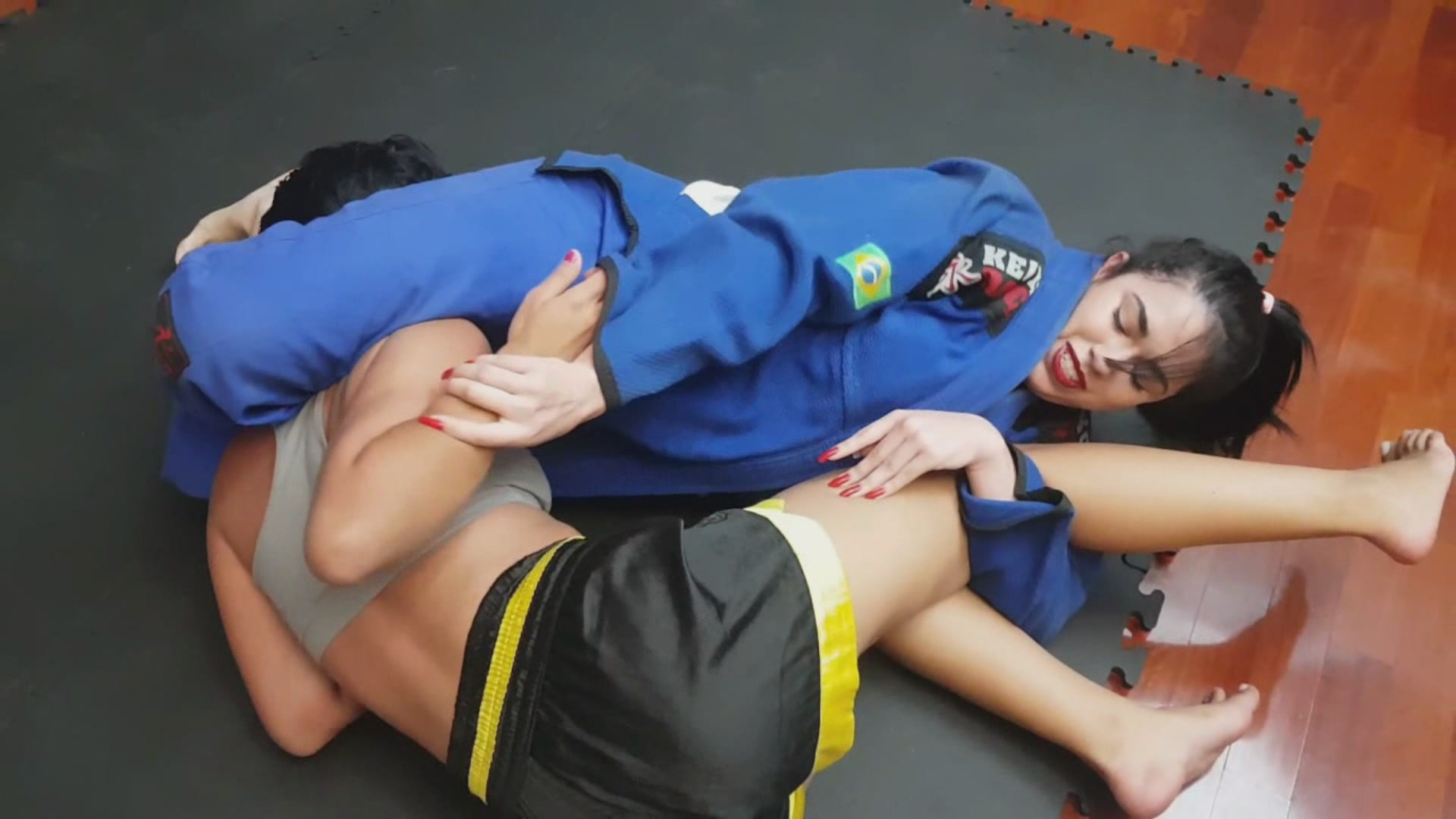 The Submission Of The Catfights