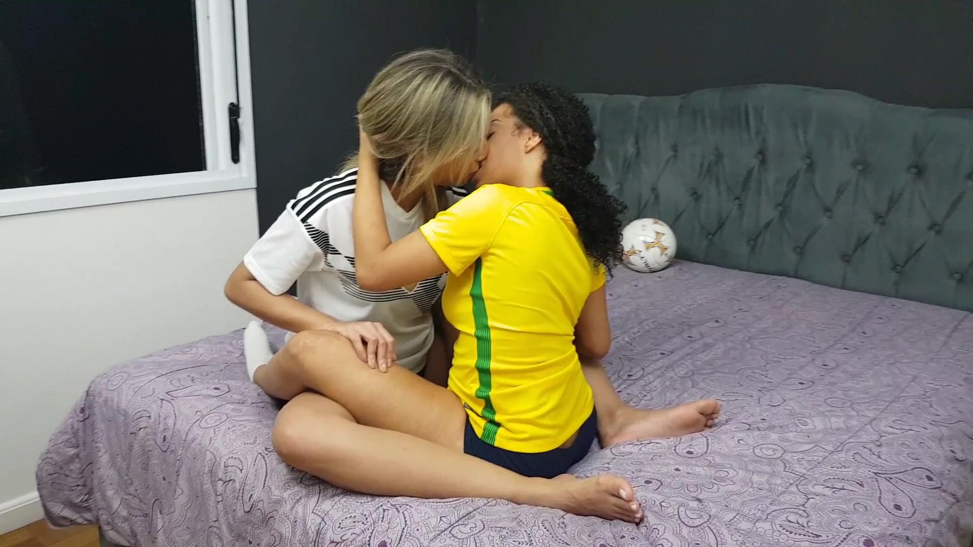 Erotic Brazilian Kisses