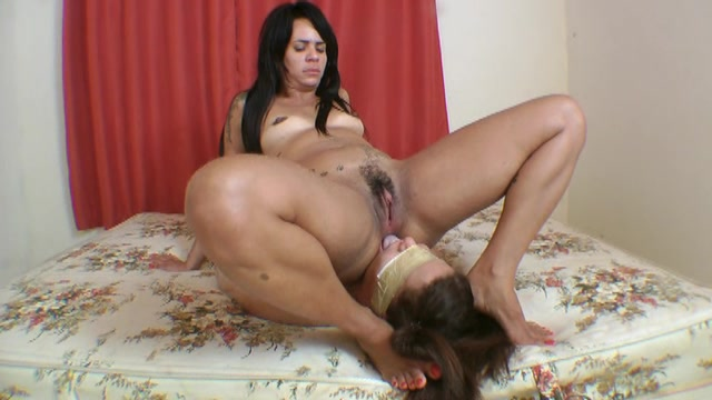 Total Face Farting and Eat Pussy Domination