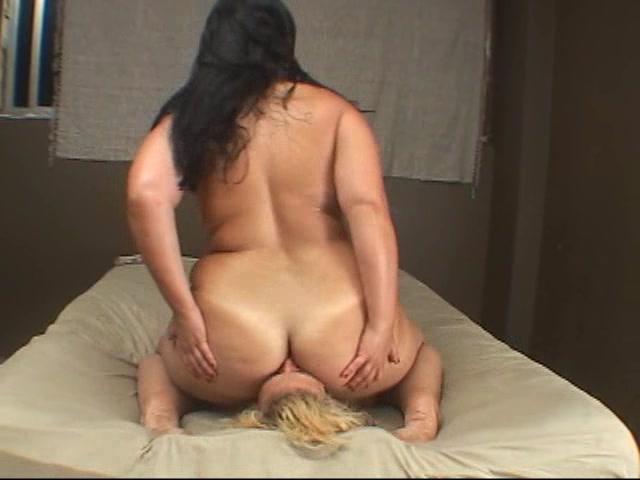 Huge Ass Facesitting Total Squashing Face