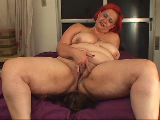 Barbara Colossos Huge Ass Facesitting Masturbation